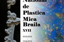 Salonul național de plastică mică, Brăila 2016