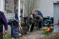 Lucrări specifice de primăvară demarate de Primăria Municipiului Brăila
