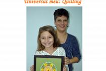 Universul meu: Quilling, expoziție la Casa Memorială Goangă