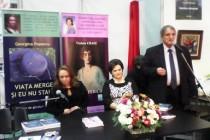 GAUDEAMUS 2016: Lansarea unei noi ediții a romanului Agonia fericirii, de Violeta Craiu