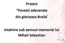 Întâlnire sub semnul memoriei lui Mihail Sebastian