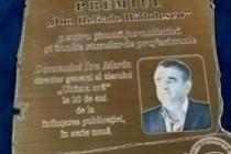 Ion Marin primește post-mortem recunoașterea UZPR