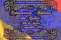 COMUNITATEA ARMEANĂ DIN GALAȚI FILE DE ISTORIE