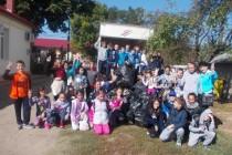 Copiii cu spirit civic din Tichileşti