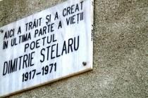 Dezvelirea plăcii comemorative Dimitrie Stelaru