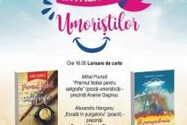 Gala Laureaților primei ediții a Festivalului Concurs Întâlnirea Umoriștilor, Brăila, 21 aprilie 2018