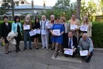 A doua ediție a Festivalului Concurs Întâlnirea Umoriștilor la Brăila
