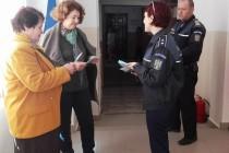 Protejarea proprietății private și publice - tema abordată de polițiștii brăileni în întâlnirile din mediul rural