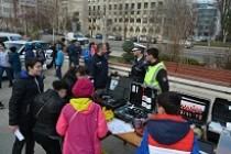 Activități desfășurate de polițiștii brăileni pentru marcarea Zilei Poliției Române