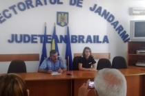 Jandarmeria Brăila a avut două săptămâni pline de evenimente. Puține infracțiuni constatate