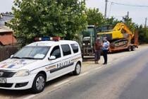 Vineri poliţiştii se adresează participanţilor la trafic în cadrul campaniei de mesaje preventive