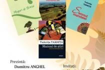 Tudorița Tarniță lansează Manualul de știri și alte trei volume la biblioteca P. Istrati din Brăila