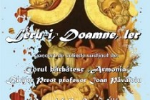 Leru-i, Doamne, ler, colinde tradiționale românești și cântece de iarnă la Casa Goangă