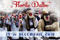 """Am venit să colindăm """"Florile Dalbe"""", festival de datini și obiceiuri de Crăciun și Anul Nou"""