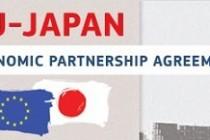 Acord comercial UE-Japonia, în vigoare din 2019