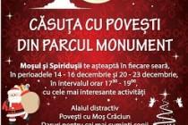 Se deschide Orășelul Copiilor din Parcul Monument, 14 decembrie 2018