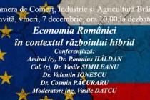 CCIA Brăila organizează dezbaterea