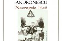 Virgil Andronescu prezintă volumul Necropsie lirică la Cercul Militar Brăila