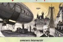 Concursul interactiv JULES VERNE ȘI COPIII  - 190 de ani de la naşterea scriitorului francez