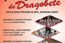 """Joc și cânt de Dragobete, spectacol susținut de elevi ai Școlii de Arte """"Vespasian Lungu"""" în sala de concerte a Palatului """"Lyra"""""""