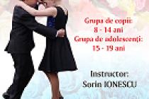 """Atelier gratuit de Tango Argentinian la Biblioteca Județeană """"Panait Istrati"""" Brăila"""
