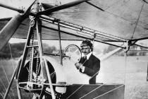 Zborul lui Aurel VLAICU de la Alba Iulia din 5/18 august 1912