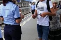 Campanie mesaje preventive: Luni polițiștii vorbesc adolescenților