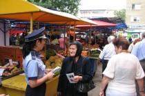 Mesaje preventive: Poliţiştii vorbesc persoanelor vârstnice