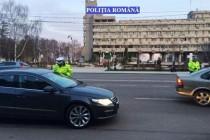 Campanie media: Dacă e vineri, poliţiştii vorbesc participanţilor la trafic