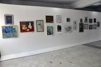 """Vernisajul expoziţiei şi premierea celor mai bune lucrări participante la Concursul Naţional de Pictură şi Grafică """"Vespasian Lungu"""", ediţia a XXIII-a."""