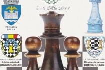 Concursul de șah - Brăila, orașul cu salcâmi