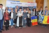 """Grupul de Inițiativă """"Centenar-Marea Unire-Alba Iulia-2018"""" a reprezentat cu cinste Alba-Iulia la  sărbătoarea """"Centenarului Marii Uniri"""" de la Viena"""