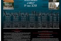 """Noaptea Muzeelor la Muzeul Brăilei """"Carol I"""
