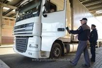 Măsuri pentru fluidizarea traficului de automarfare în punctele de trecere a frontierei din vestul ţării