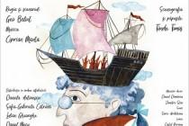 Teatrul Cărăbuș - duminică are loc premiera spectacolului Gulliver în țara piticilor după Jonathan Swift