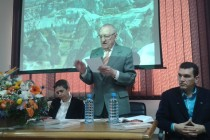 Magdalena Iugulescu a lansat romanul Cecilia. Au prezentat volumul criticii Dumitru Anghel, Viorel Coman și scriitorul Valentin Popa