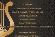 Festivalul Coral Armonifest, ediția a V-a, Brăila, 17 noiembrie 2018