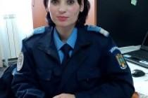 Jandarmeria Brăila are un nou purtător de cuvânt: plt. Geanina Iconaru