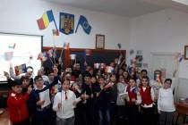 """""""Vom fi iarăși ce-am fost și mai mult decât atât!"""" - activitate educativă la Școala Gimnazială """"Vasile Alecsandri"""""""