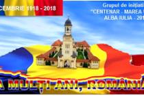 """Grupul de inițiativă """"Centenar-Marea Unire-Alba Iulia-2018"""" a participat la festivitățile din comuna general Berthelot, Hunedoara"""