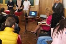 Săptămâna prevenirii criminalității: Lecții de viață predate elevilor de polițiști
