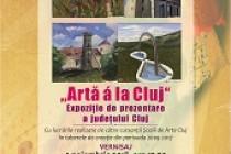 """""""Artă á la Cluj"""", expoziție găzduită de Teatrul """"Maria Filotti"""""""