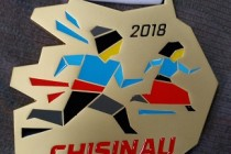 Victorie a Rezervistului militar VASILE HÂRJOC  la Maratonul Internațional Chișinău, Ediția 2018