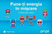 PlayEnergy - program educațional dedicat şcolilor gimnaziale şi liceelor pentru promovarea cunoştinţelor despre energie.Înscriierile se fac până pe 22 decembrie 2018.