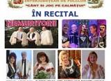Spectacol folcloric la Bordei Verde cu ocazia Zilei comunei, 23 septembrie 2018