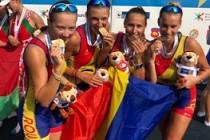 România s-a clasat pe locul 1 la Campionatele Europene de canotaj tineret – Under 23