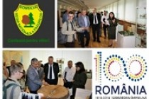 Expoziția 100 de ani în silvicultură în România dedicată Centenarului Marii Uniri