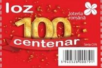 """Loteria Română lansează """"Loz centenar"""""""