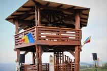 """""""Punctul Fratiei Neamului Romanesc"""", obiectiv dedicat marcării centenarului Marii Uniri, inaugurat de Romsilva"""