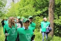 Amplă acțiune de igienizare organizată de Regia Romsilva și Ministerul Tineretului și Sportului